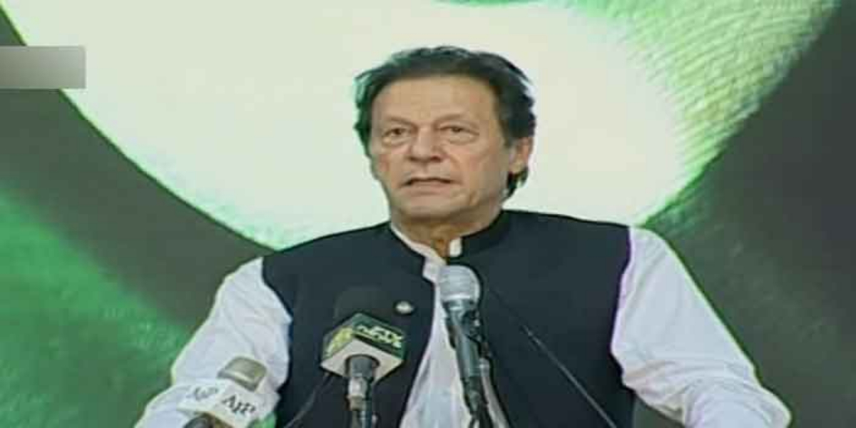 Opposition Tries To Blackmail Us To Get NRO: PM Imran