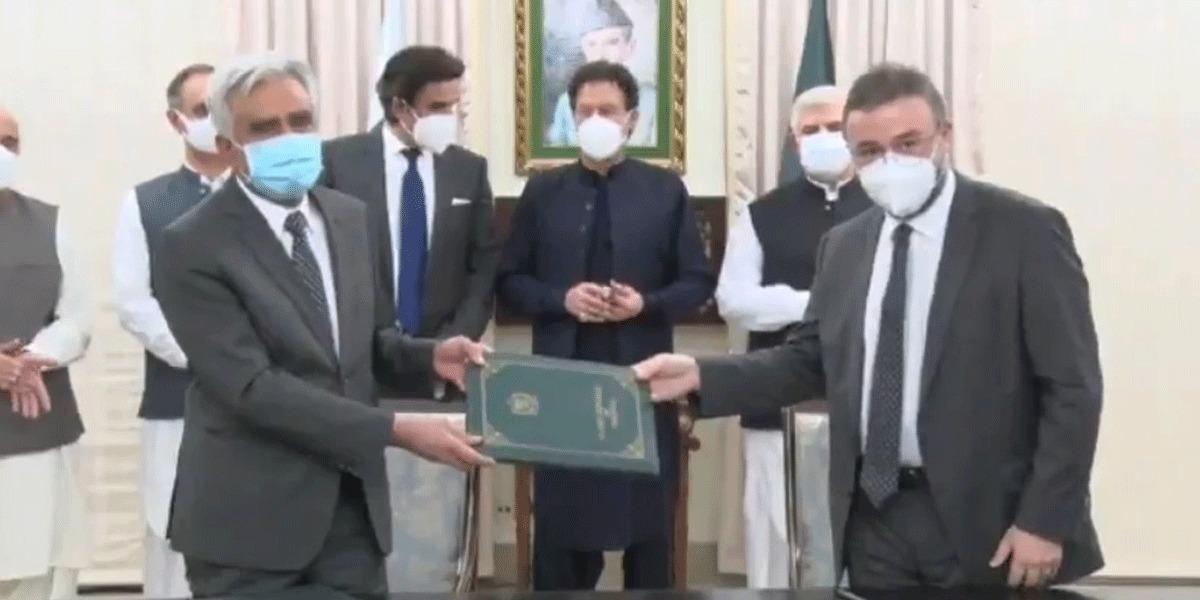 World Bank, Pakistan Sign Financial Agreements Worth$1150 Million