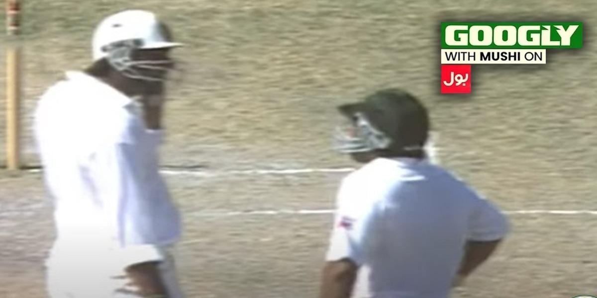 Watch: Inzamam-ul-Haq & Mushtaq Ahmed Highest Partnership By 10th Wicket