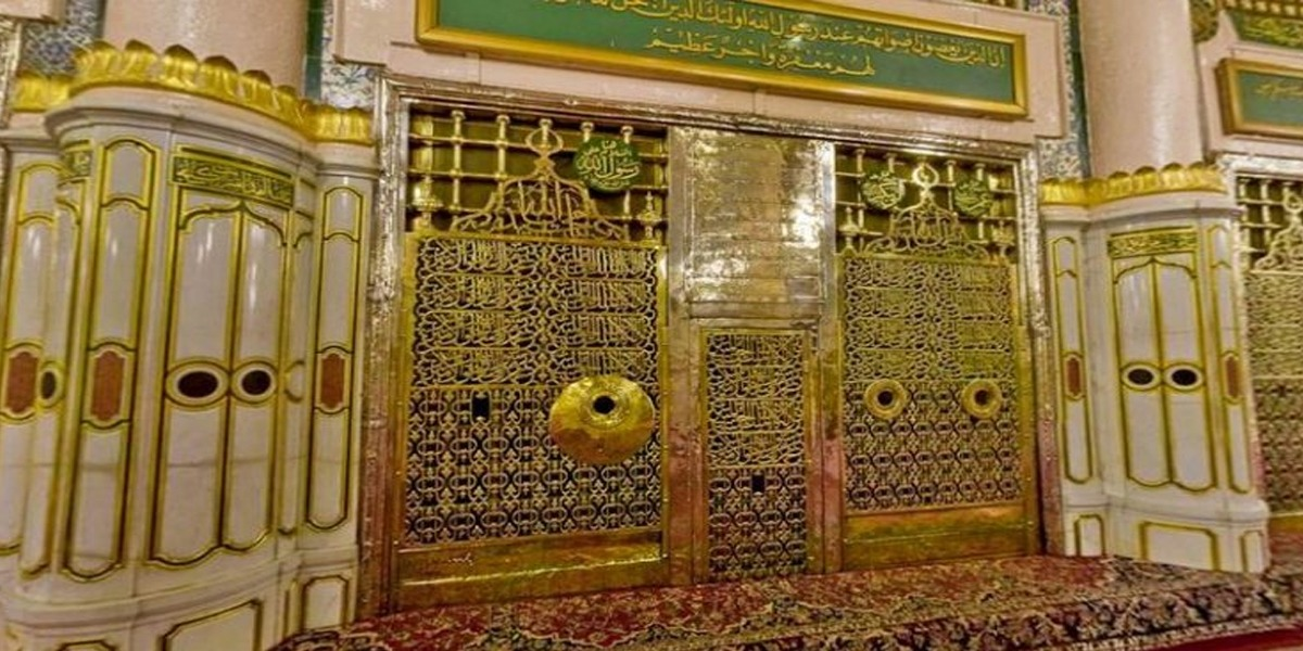 Roza-e-Athar In Masjid Nabavi To Be Opened To Public In 2 Weeks