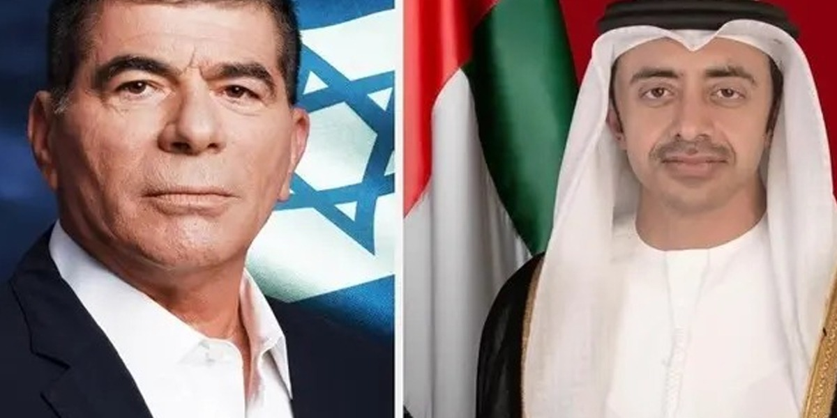 Israeli, UAE Foreign Ministers Meet In Germany For Talks