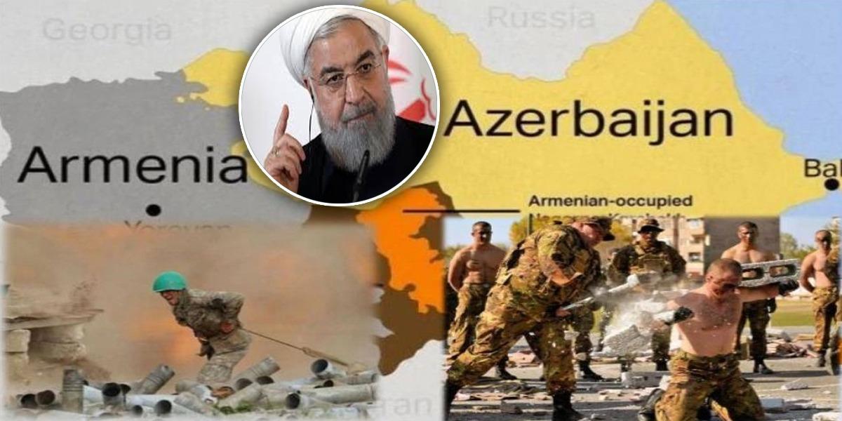 Armenia-Azerbaijan Conflict Could Turn Into Regional War, Iranian President Warns