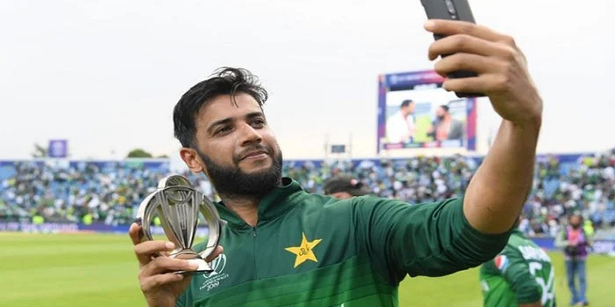 Imad Wasim Wants To Be Recognized As An All-Rounder, Not Just A bowler