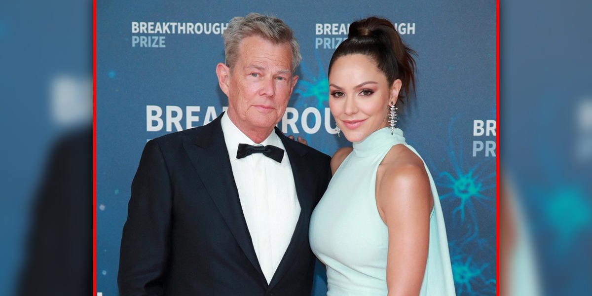 Katherine McPhee And David Foster Expect Their First Baby Together