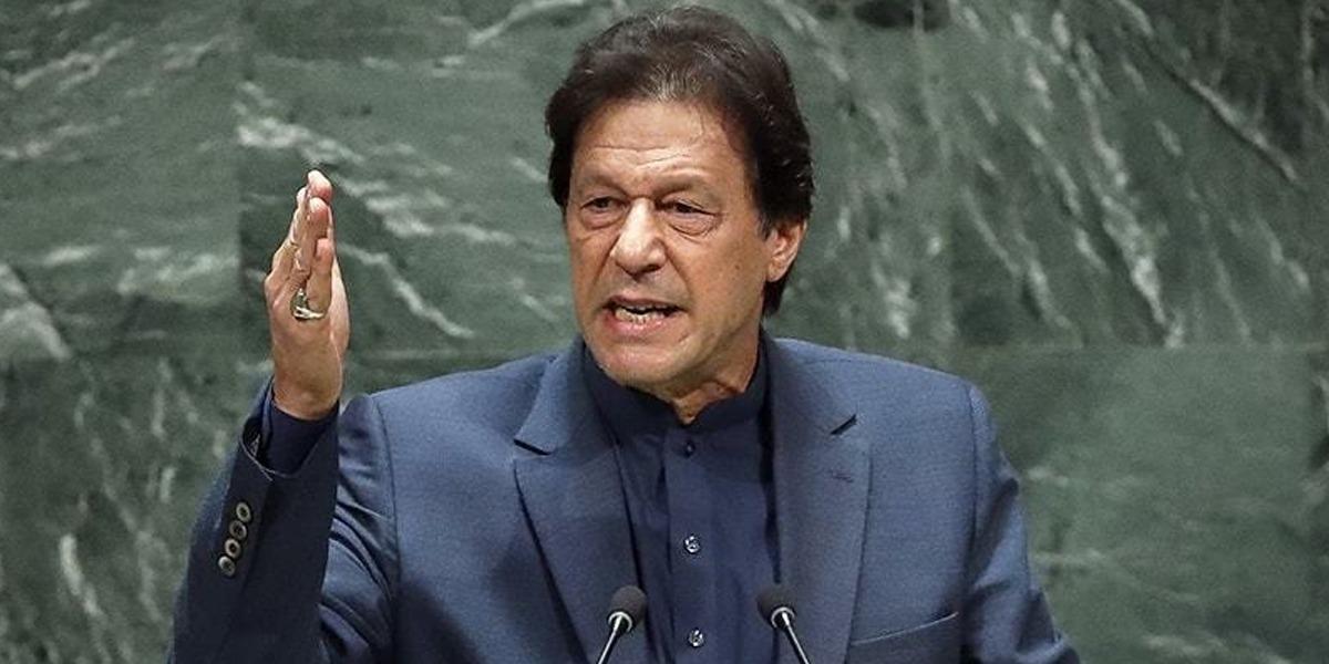 Nawaz Sharif Was Never A Democratic Man: PM Imran