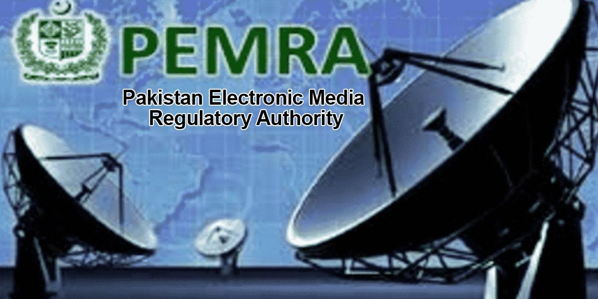 PEMRA Bans Broadcasting Of Speeches Of Fugitive Criminals