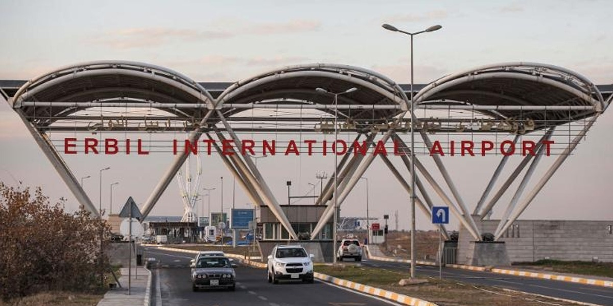 Iraq: Rockets Attack On US-Led Coalition Military Base