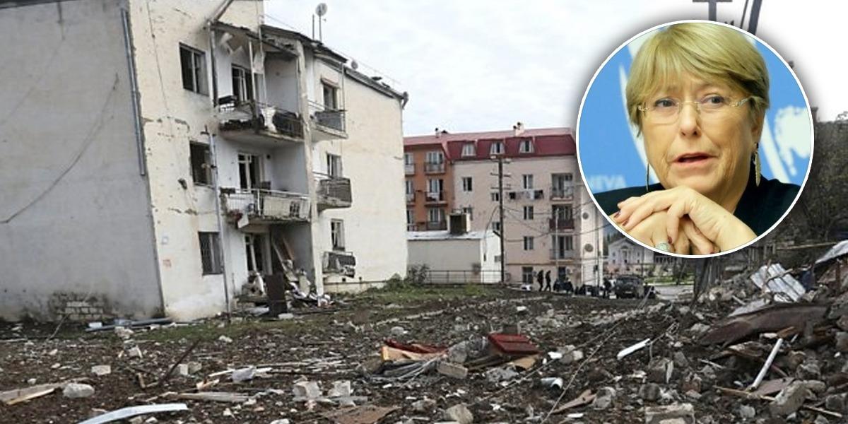 UN Calls For Immediate Ceasefire In Nagorno-Karabakh