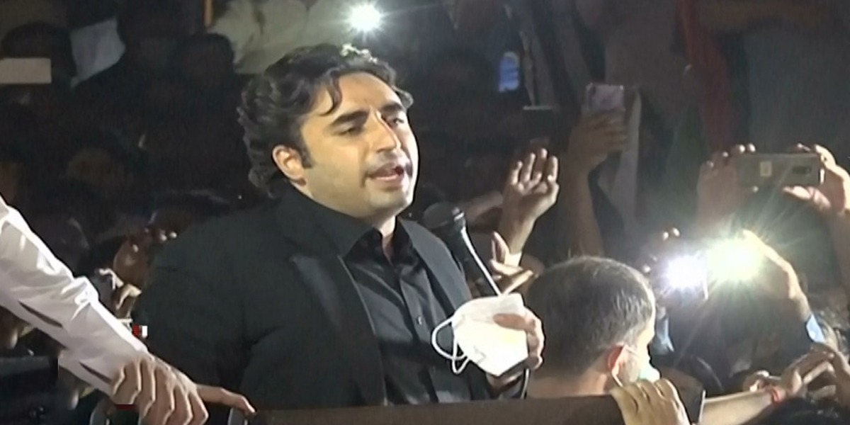 PDM Jalsa: Bilawal Vows To Fight Against Undemocratic Forces