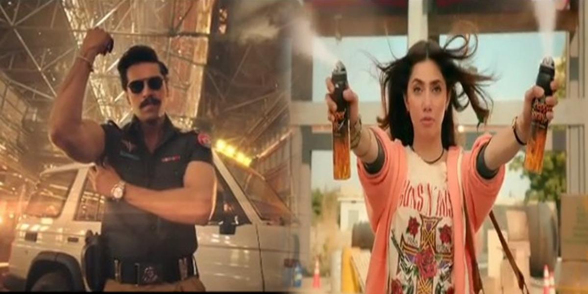 Fahad Mustafa Looks Macho As Cop In Quaid-e-Azam Zindabad