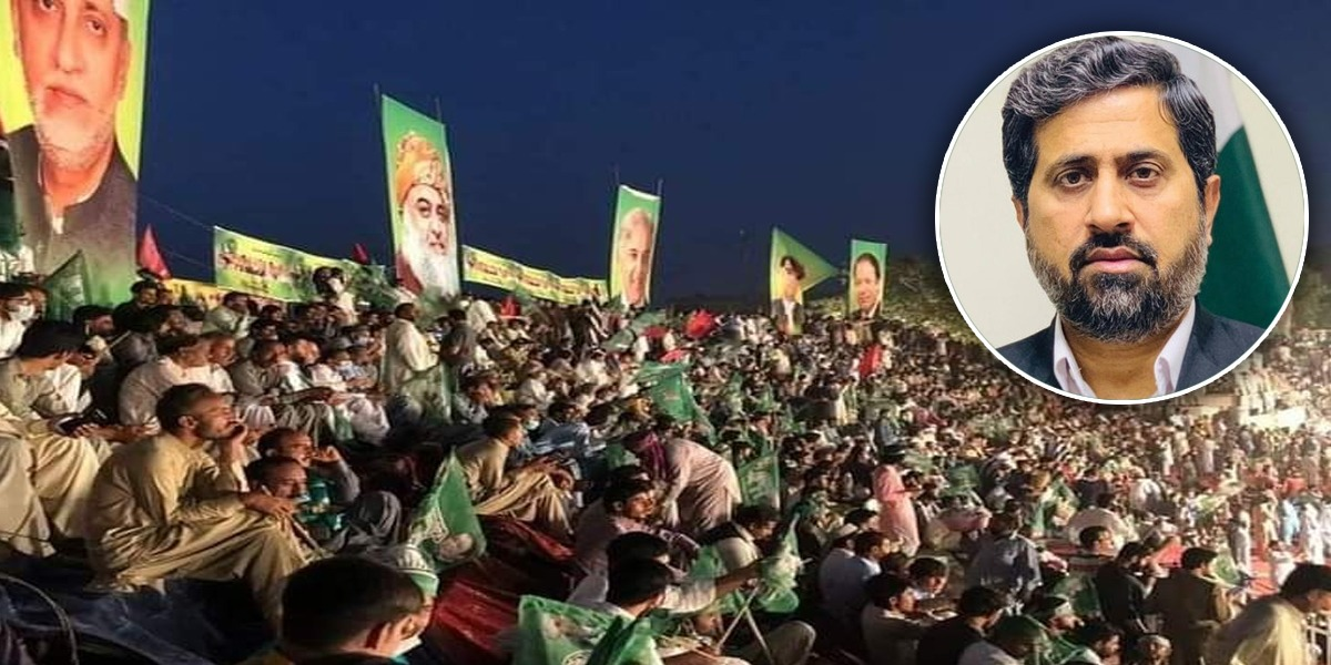 PDM Jalsa: Govt Announces To Provide Water & Masks To Participants