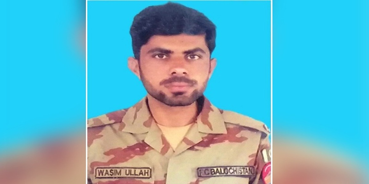 Turbat: Terrorists Open Fire On Security Forces, Official Martyred