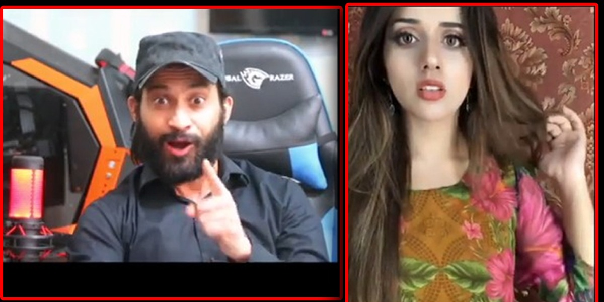 Waqar Zaka Replies to Jannat Mirza On her Instagram Story