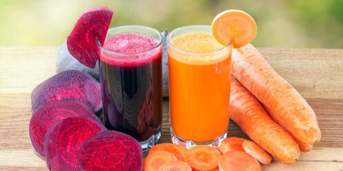 Carrot, Beetroot Juice: You Should Drink This Magical Juice Everyday