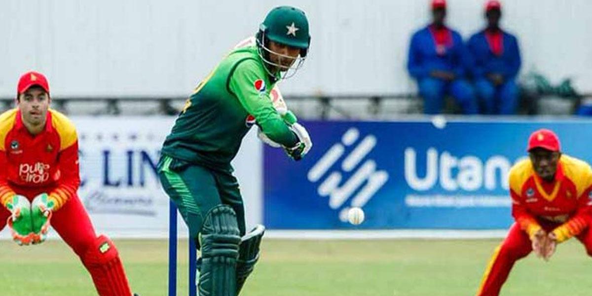 Pakistan and Zimbabwe Cricketers Pass Coronavirus Tests