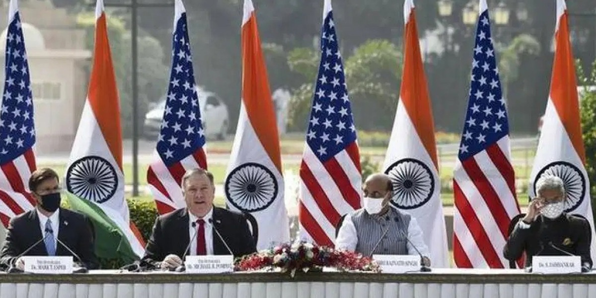 US Always Stands With India In Countering Every Threat: Pompeo