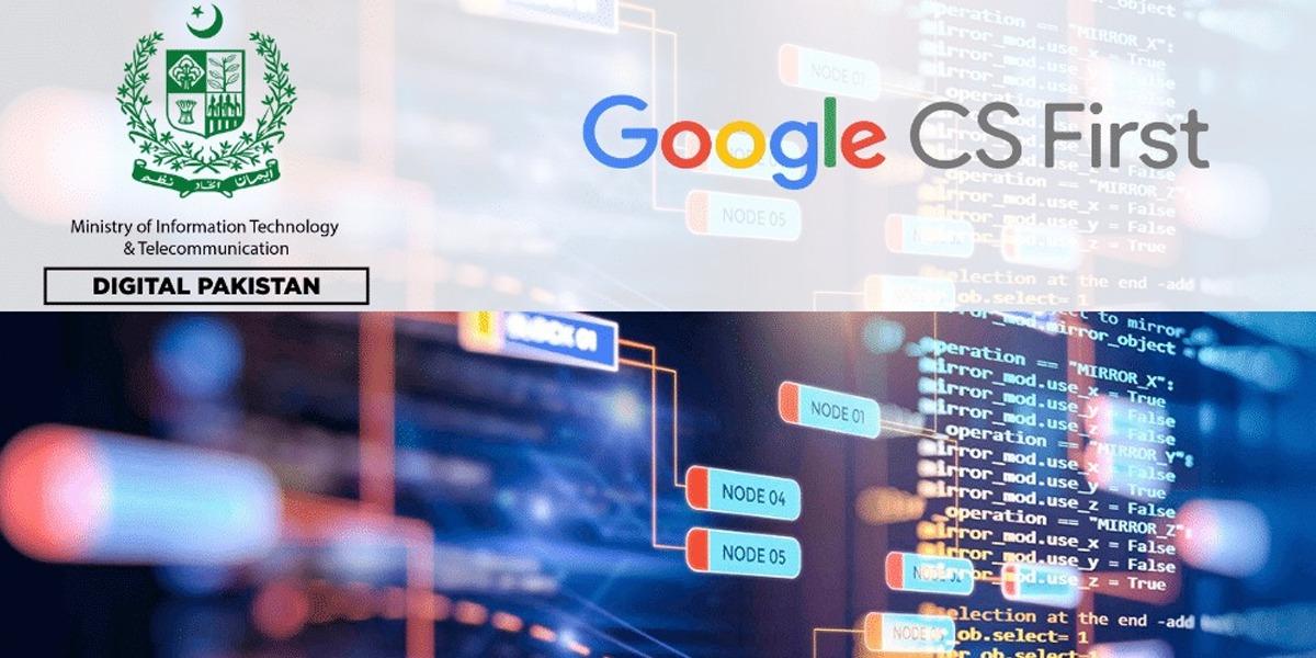 Google, IT Ministry Launch CS First Program In Pakistan