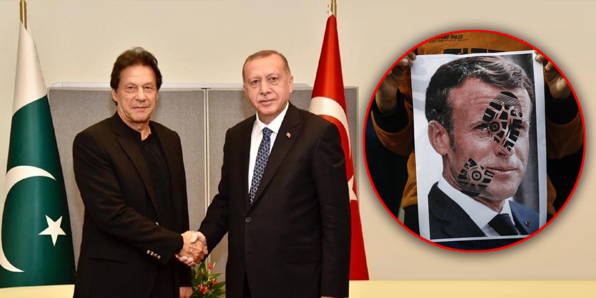 France Tells Pakistan, Turkey Not To Interfere In It's 'Domestic Affairs'