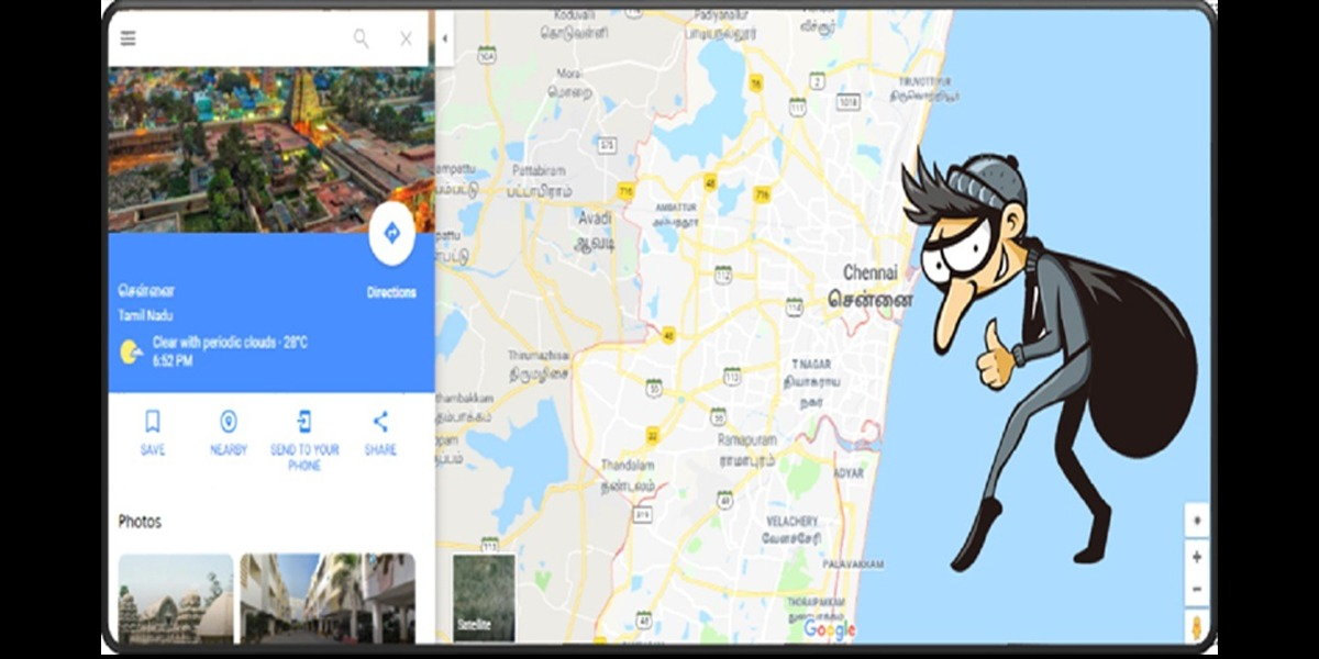 Police Arrests Burglars Who Used Google Maps To Steal From Houses