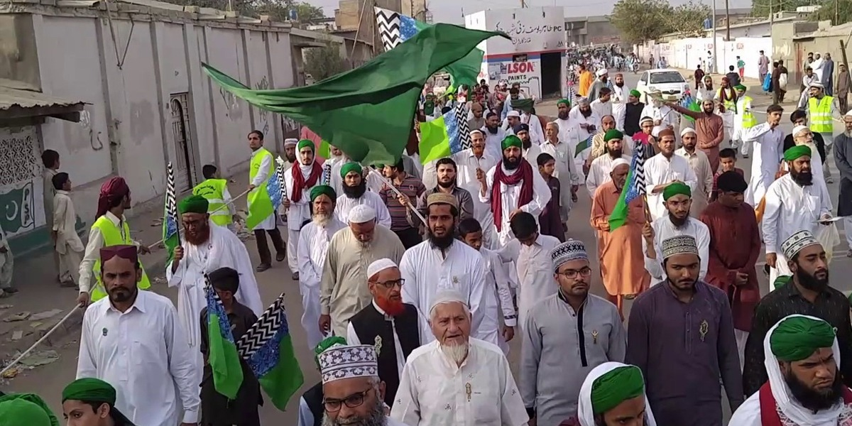 Sindh Issues Code Of Conduct For 12 Rabi-ul-Awwal