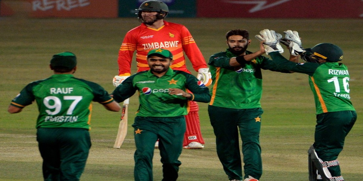 Pakistan Wins The first Match Against Zimbabwe By 26 Runs