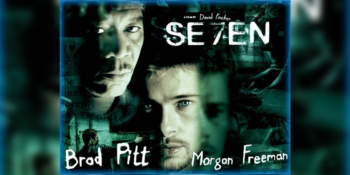 Se7en: Watch This Movie On Weekend If You Love Thrillers