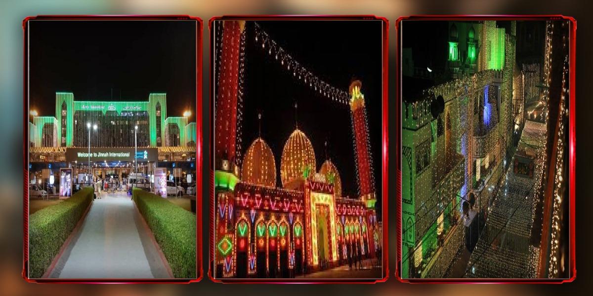Muslims Around The World Celebrating Eid Milad-un-Nabi With Religious Devotion