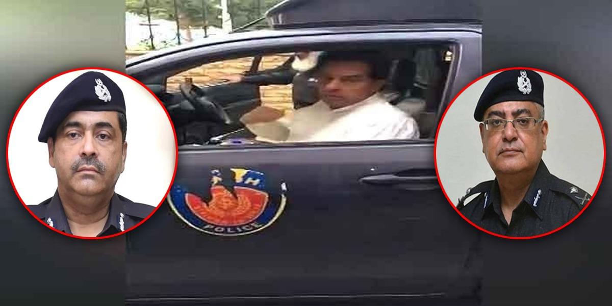Capt. Safdar's Arrest Case: IG, AIG Special Branch Apply For Leave