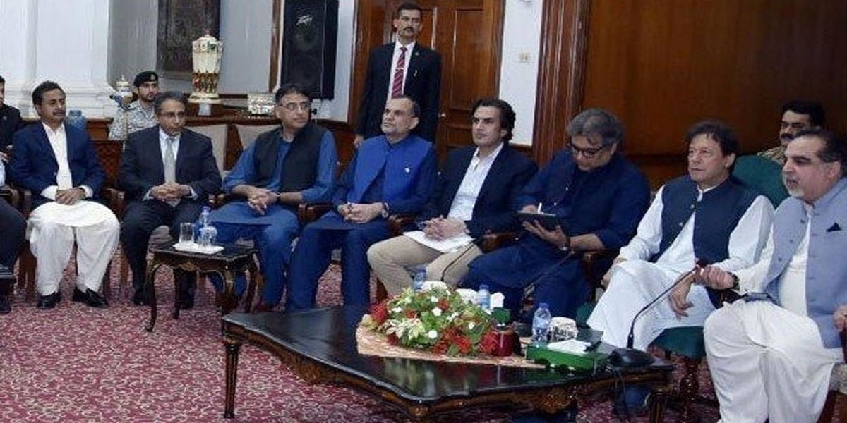 Sindh police Issue Is A Self-Imposed Crisis Of Sindh Government: PM