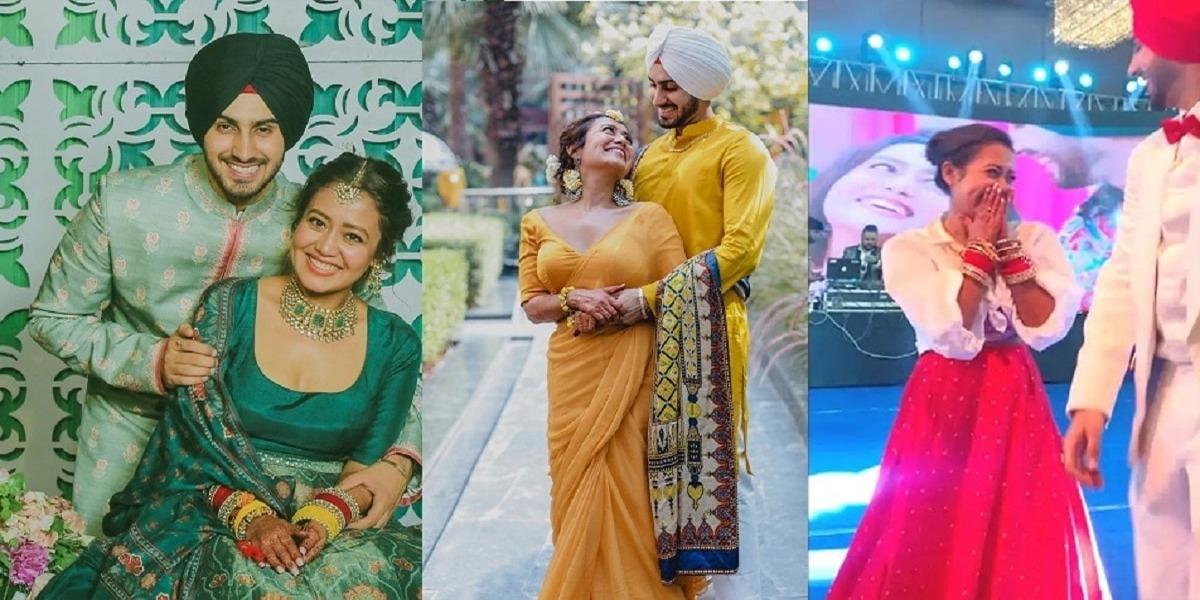 Neha Kakkar Sets To Walk Down The Aisle: See Inside Pics