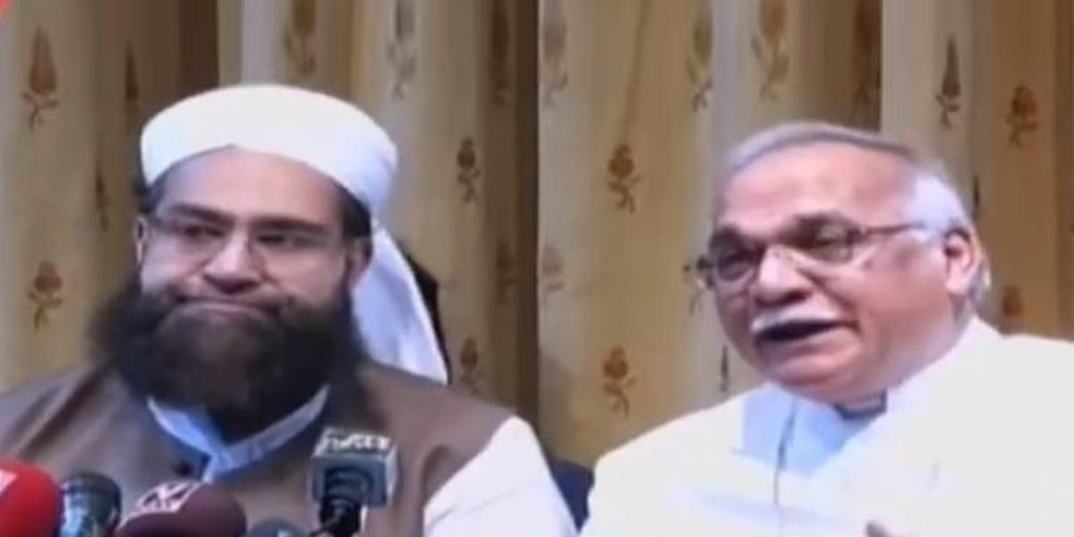 France Should Stop Sponsoring Blasphemous Sketches: Allama Tahir Ashrafi