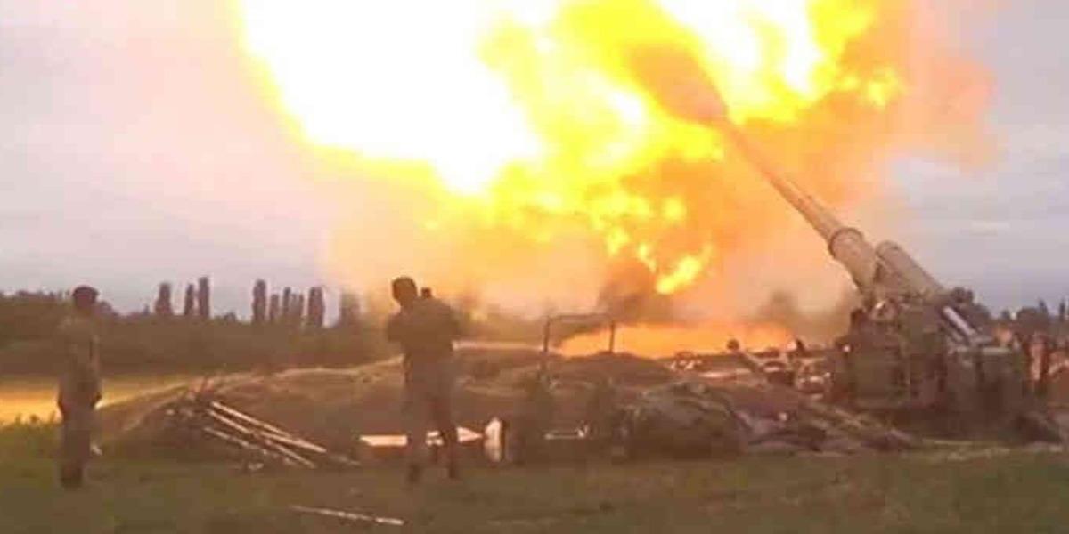 Armenia-Azerbaijan Continue To Fight Despite US-Brokered Ceasefire