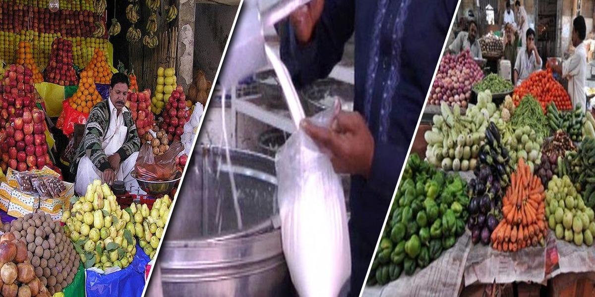 Prices in Karachi