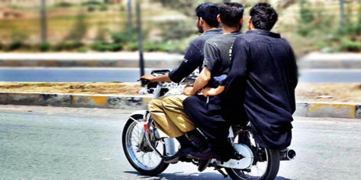 pillion riding ban lifts