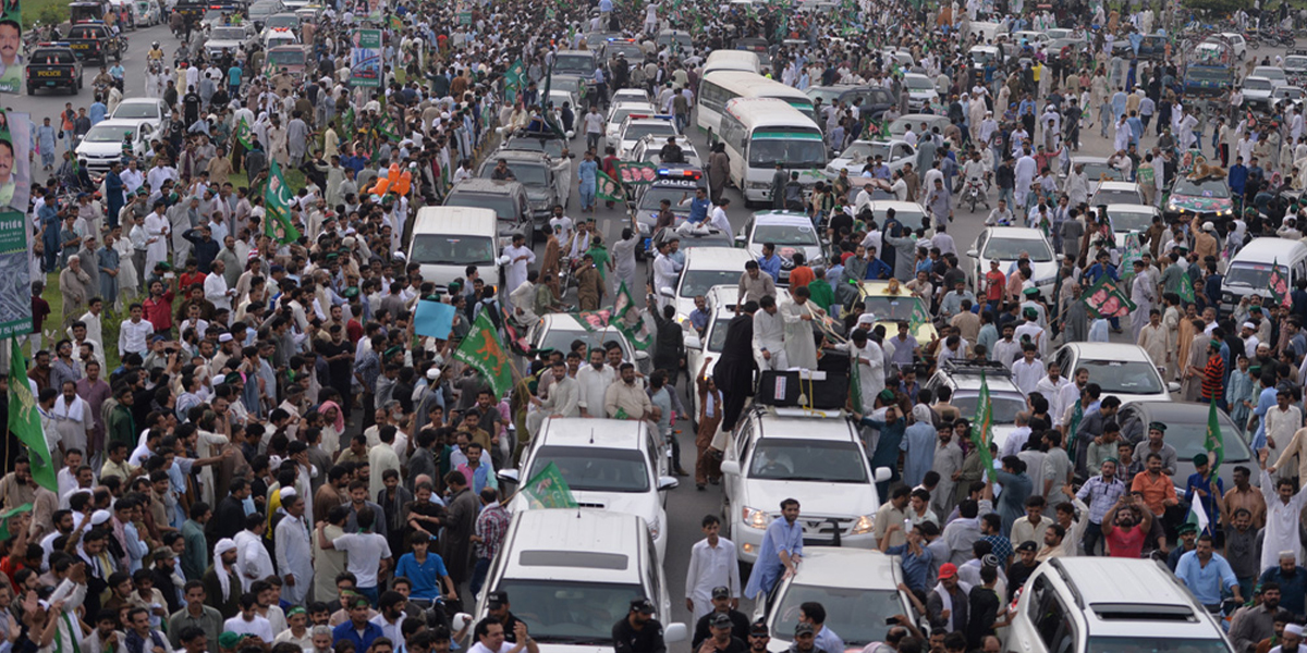 PDM Jalsa Traffic Plan
