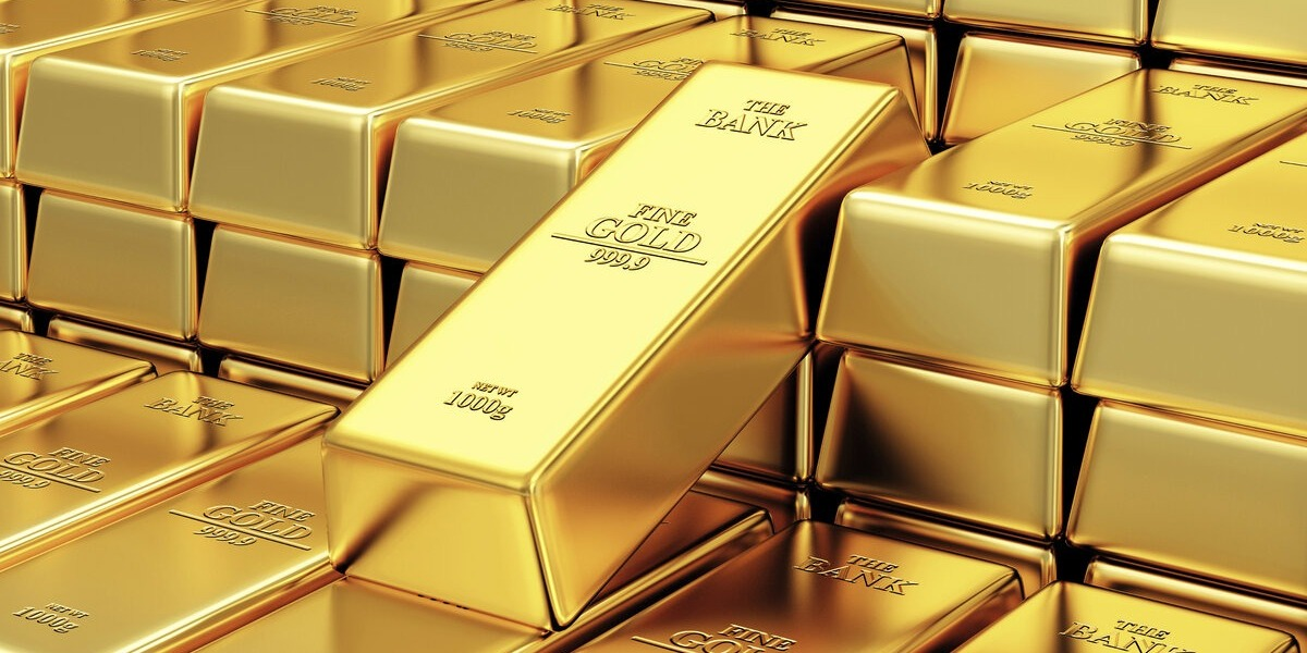 Gold prices increased