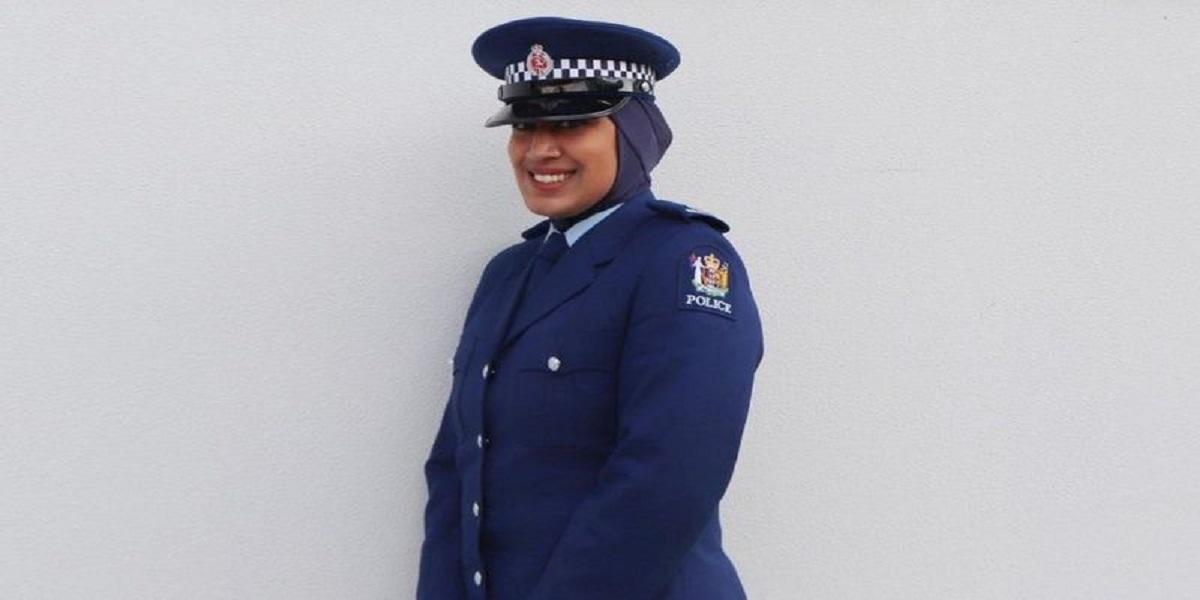 New Zealand police uniform