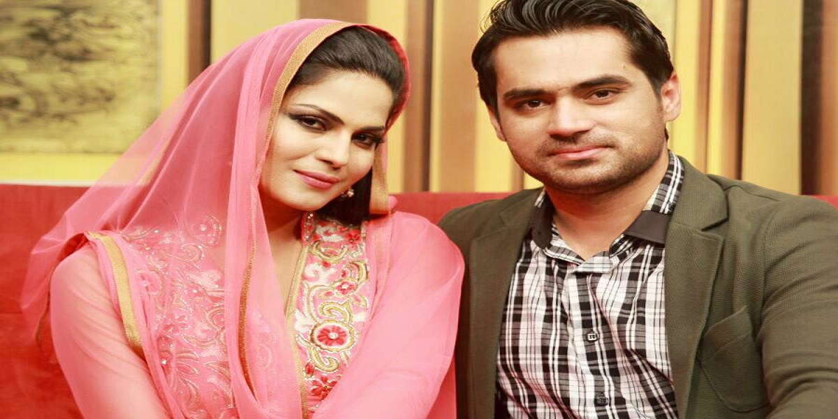 Veena Malik Asad Khattak