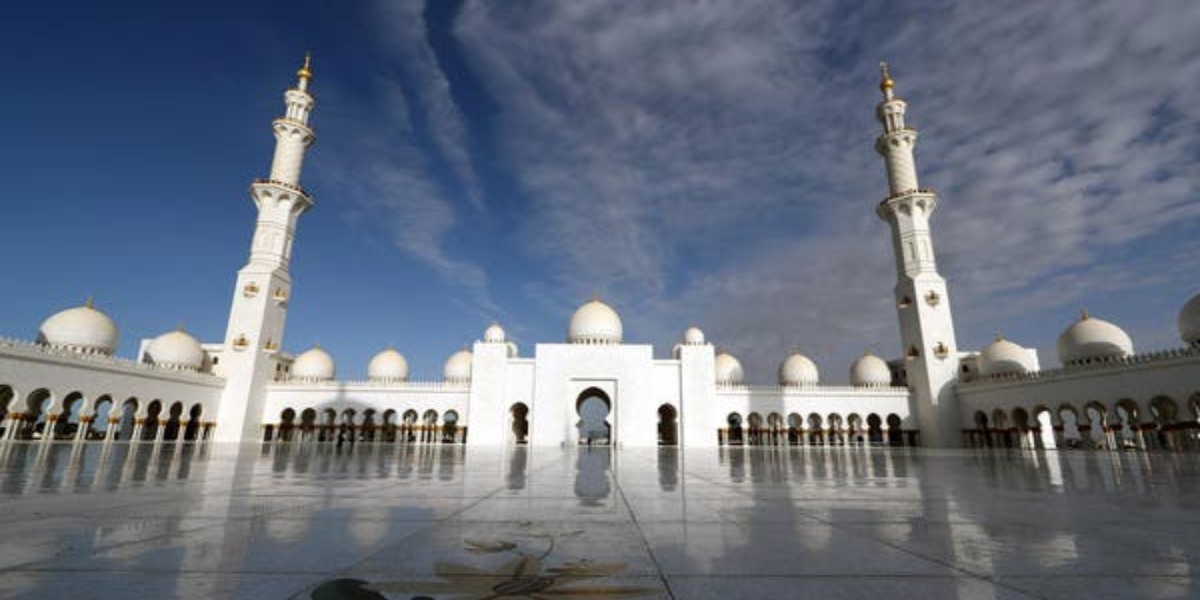 Mosques in UAE