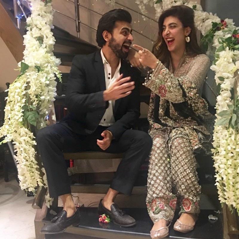 Farhan Saeed divorce