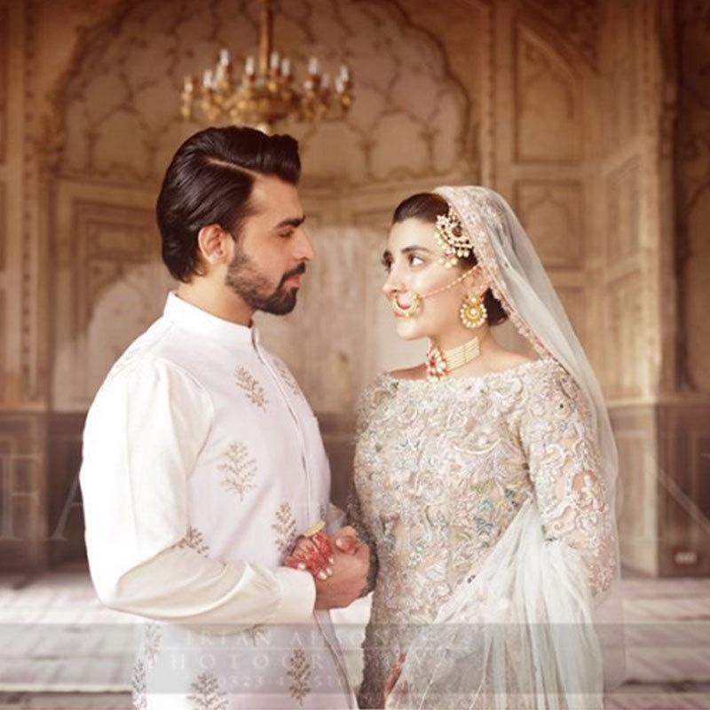 Urwa divorce Farhan