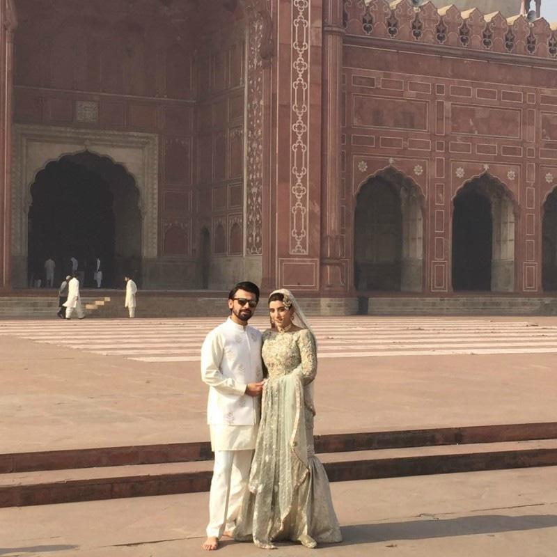 Urwa and Farhan