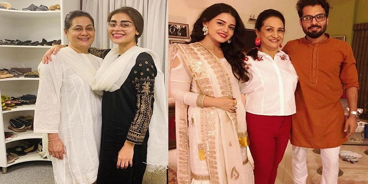 Actresses And Their Aunts