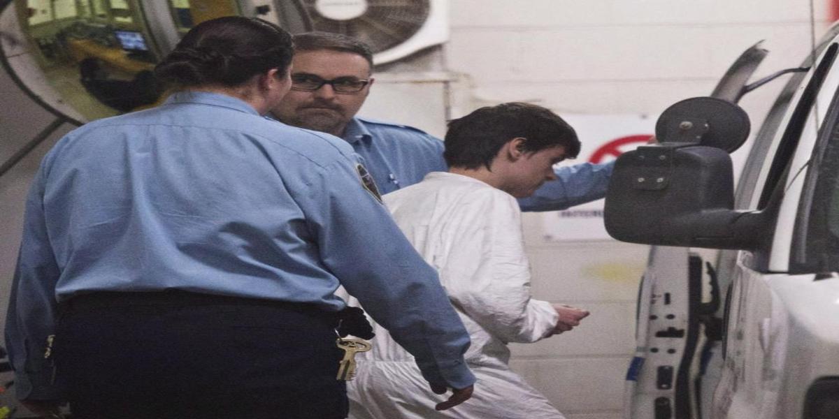 Canada mosque shooter