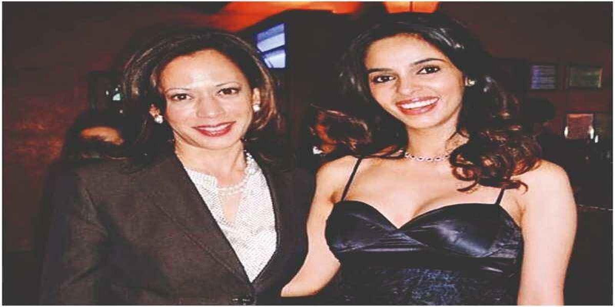 Mallika Sherawat Kamala Harris
