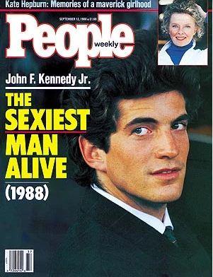 John F. Kennedy Sexiest man Alive