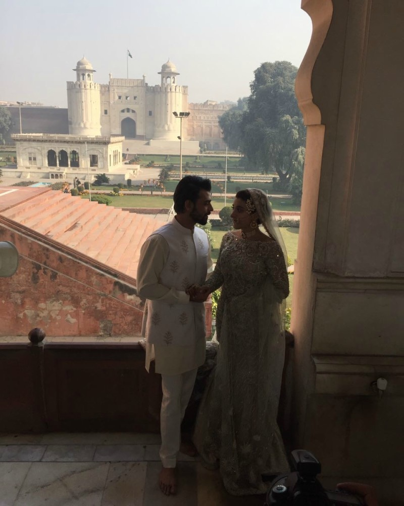 Farhan divorce Urwa