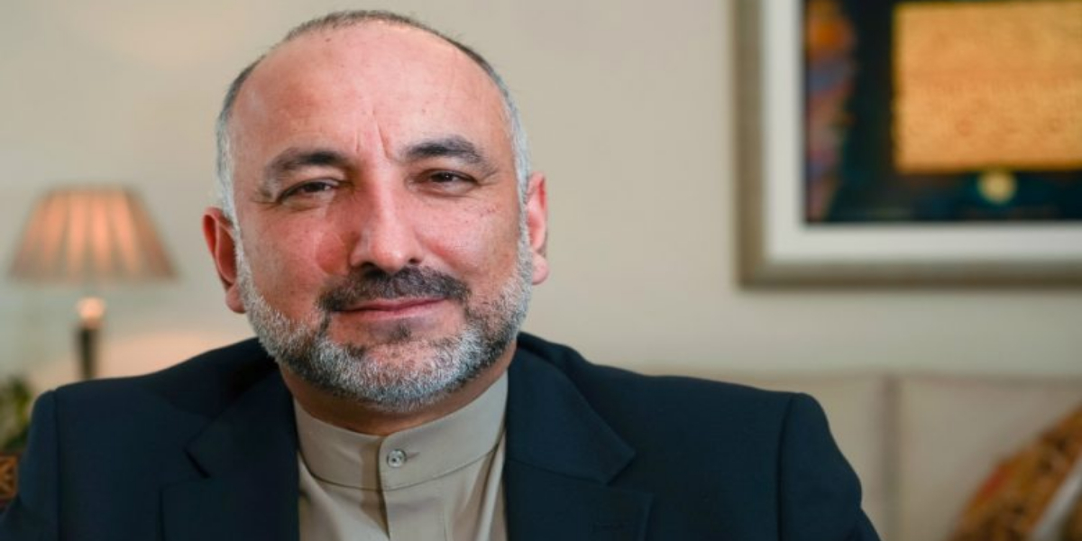 Afghan FM meets Shah Mahmood Qureshi