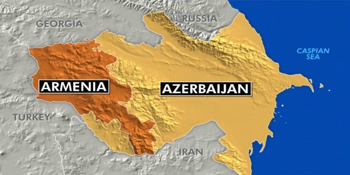 Armenia Azerbaijan Russia