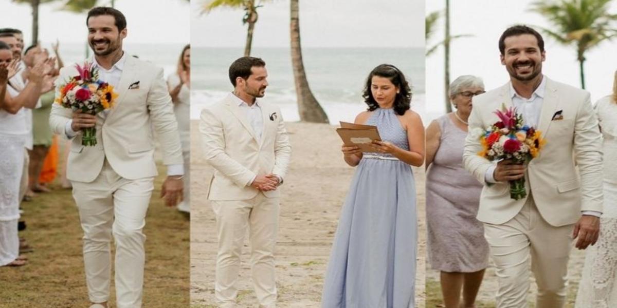Brazilian man marries himself